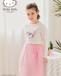2018SS女童纱裙K284216